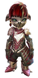 Priory's Historical armor (medium) asura female front.jpg