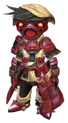 Forgeman armor (medium) asura female front.jpg