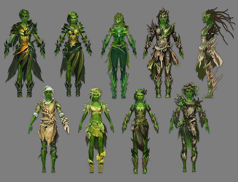 10 reasons to play Guild Wars 2 782px-Armor_clothing_concepts_concept_art