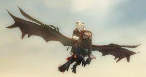 Griffon Mount Guild Wars 2 Wiki Gw2w