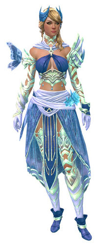 Luminescent armor (light) human female front.jpg