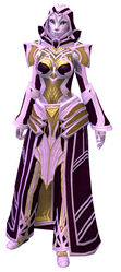 Priory's Historical armor (light) sylvari female front.jpg