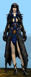 Bear Ceremonial armor human female front.jpg