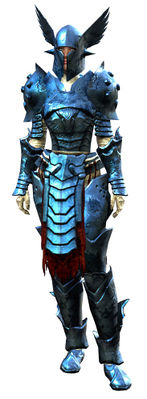 Council Guard armor human female front.jpg