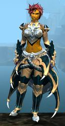 Perfected Envoy armor (light) sylvari female front.jpg