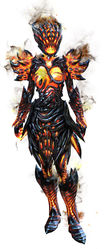 Hellfire armor (medium) human female front.jpg