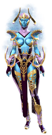 Zodiac armor (light) human female front.jpg