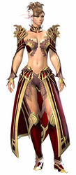 Feathered armor norn female front.jpg