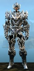 Perfected Envoy armor (heavy) human male front.jpg