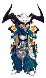 Flame Legion armor (light) asura female front.jpg