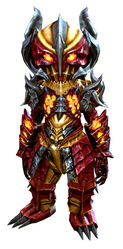 Flame Legion armor (heavy) asura female front.jpg