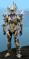 Blossoming Mist Shard armor (heavy) human male front.jpg