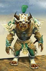Triumphant Hero's armor (light) charr male front.jpg