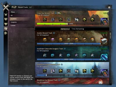 314942c8dcb PvP Reward Track - Guild Wars 2 Wiki (GW2W)