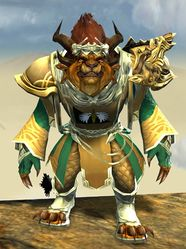 Ornate Guild armor (light) charr male front.jpg