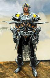 Human male heavy armor - Guild Wars 2 Wiki (GW2W)