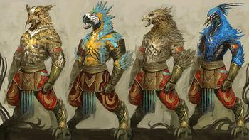 Tengu - Guild Wars 2 Wiki (GW2W)
