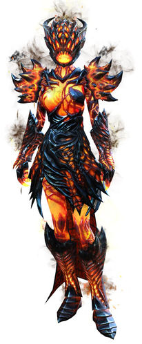 Hellfire armor (light) human female front.jpg