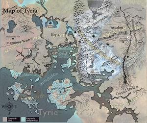Guild Wars 1 World Map.Guild Wars Guild Wars 2 Wiki Gw2w