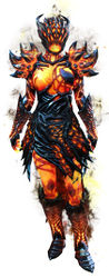 Hellfire armor (light) norn female front.jpg