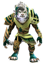 Carapace armor (light) charr female front.jpg