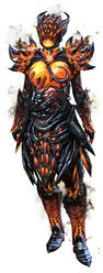 Hellfire armor (medium) norn female front.jpg