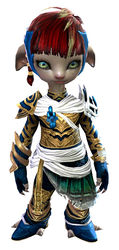 Carapace armor (light) asura female front.jpg