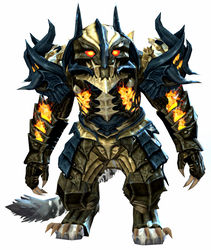 Flame Legion armor (heavy) charr female front.jpg