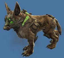 Mini Green Jackal Pup.jpg