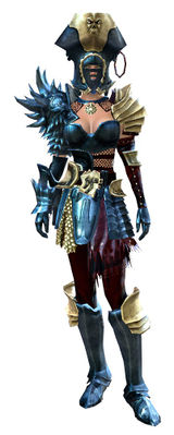 Scallywag armor human female front.jpg