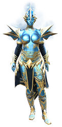 Zodiac armor (medium) norn female front.jpg