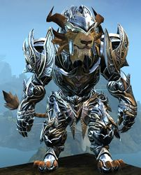 Perfected Envoy armor (heavy) charr male front.jpg