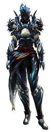 Nightmare Court armor (heavy) human female front.jpg