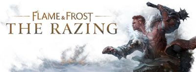 Flame and Frost The Razing banner.jpg