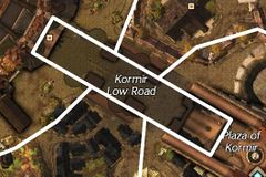 Kormir Low Road map.jpg