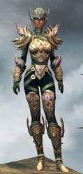 Ardent Glorious armor (medium) human female front.jpg