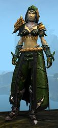 Refined Envoy armor (medium) sylvari female front.jpg