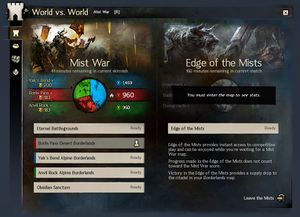 World versus World - Guild Wars 2 Wiki (GW2W)