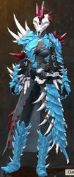 Bounty Hunter's armor (medium) sylvari female front.jpg