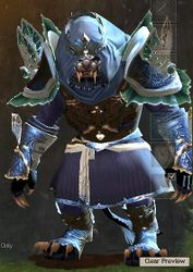 Mistforged Glorious Hero's armor (light) charr male front.jpg