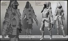 Royal guard outfit guild wars wiki gw w