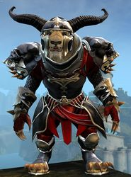 Triumphant armor (heavy) charr male front.jpg