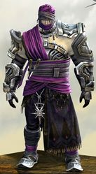 Elonian armor (medium) norn male front.jpg