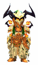 Flame Legion armor (light) asura male front.jpg