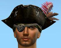 7140581a23e Pirate Corsair Hat Skin - Guild Wars 2 Wiki (GW2W)