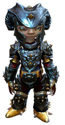 Studded Plate armor asura male front.jpg