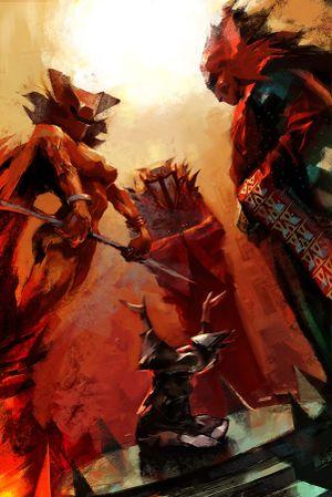 Six Human Gods Guild Wars 2 Wiki Gw2w