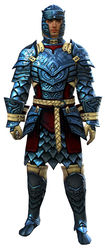 Banded armor human male front.jpg