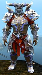 Mistforged Triumphant Hero's armor (heavy) norn male front.jpg