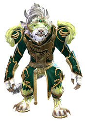 Illustrious armor (light) charr female front.jpg